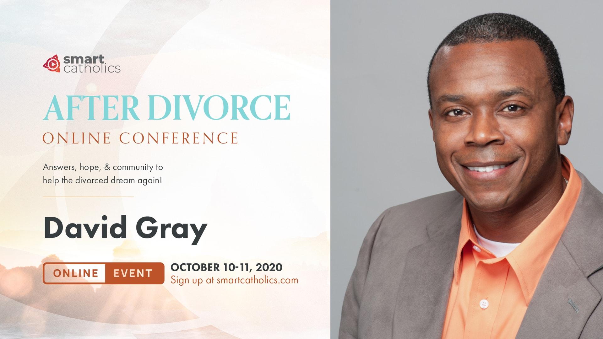 David Gray - 'After Divorce' 2020 Conference