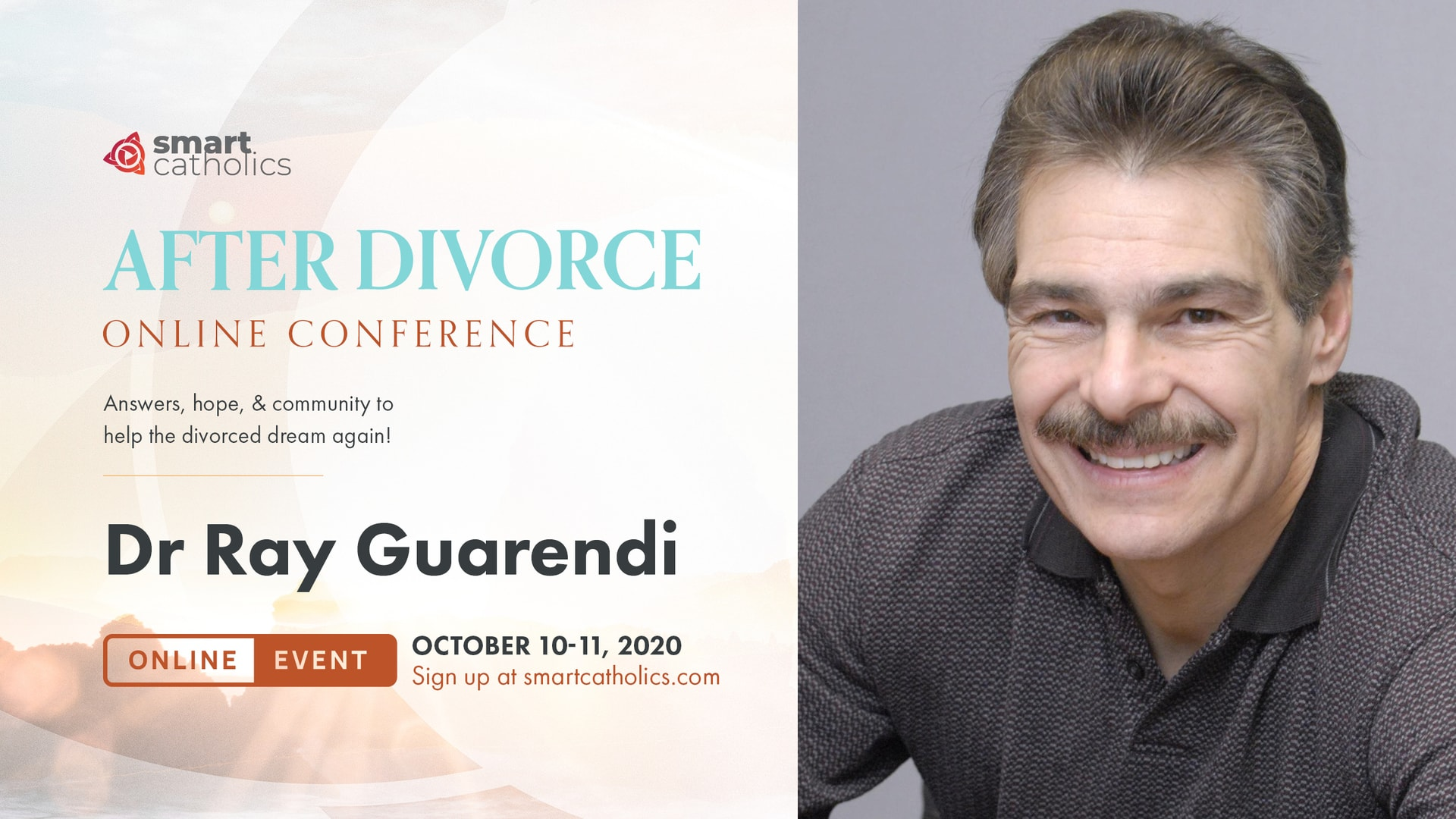 Dr Ray Guarendi - 'After Divorce' 2020 Conference