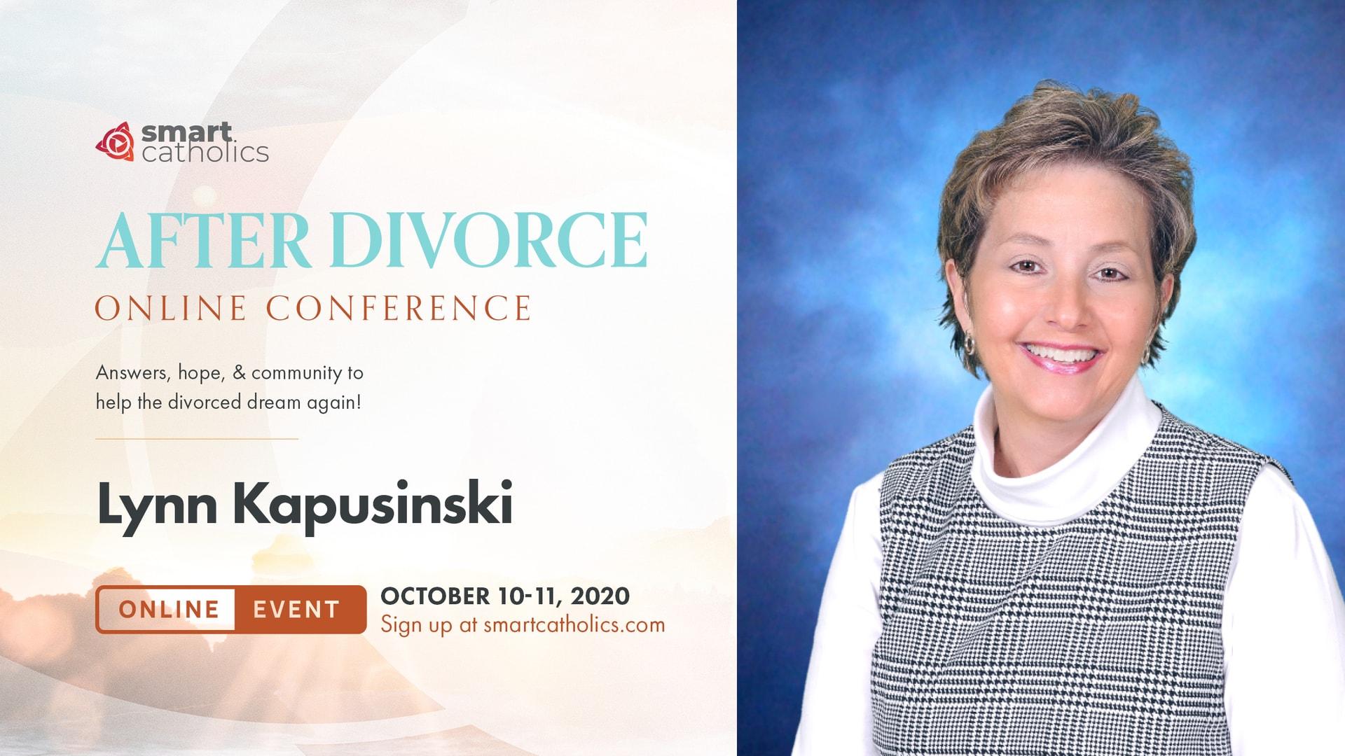Lynn Kapusinski - 'After Divorce' 2020 Conference