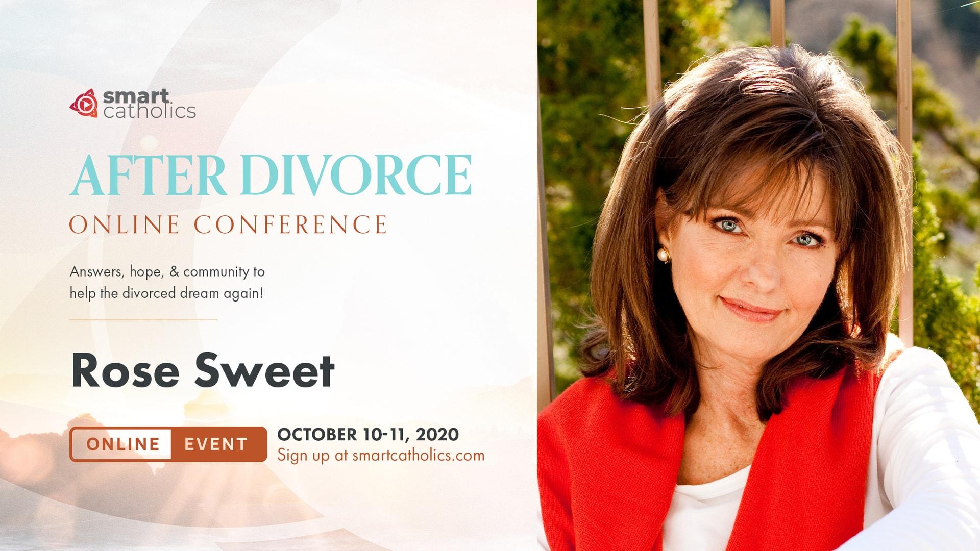Rose Sweet - 'After Divorce' 2020 Conference