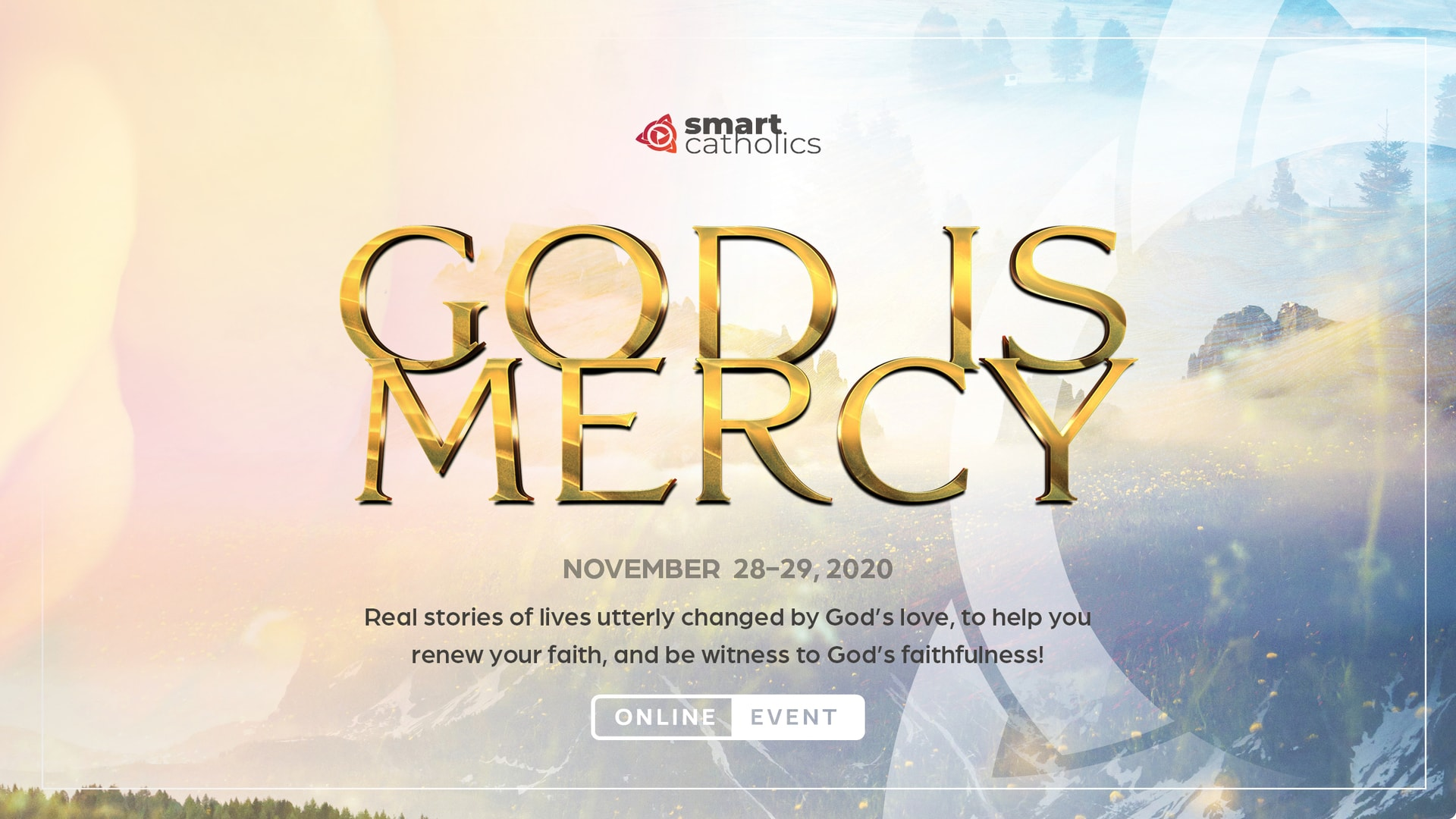 'God is Mercy' Online Conference