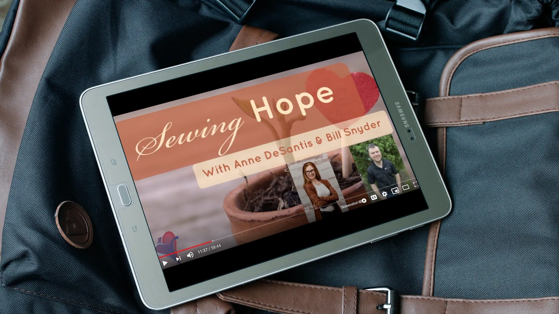 My Stories, Conversion Moments, and what I was missing as a Catholic – Sewing Hope Podcast